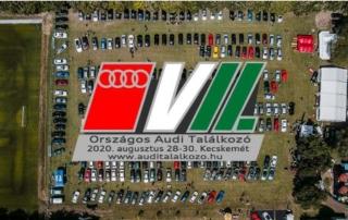 VII. Országos Audi Találkozó